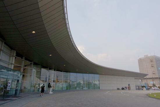 島根県立美術館googleerth