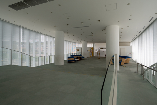 浜田世界こども美術館内観